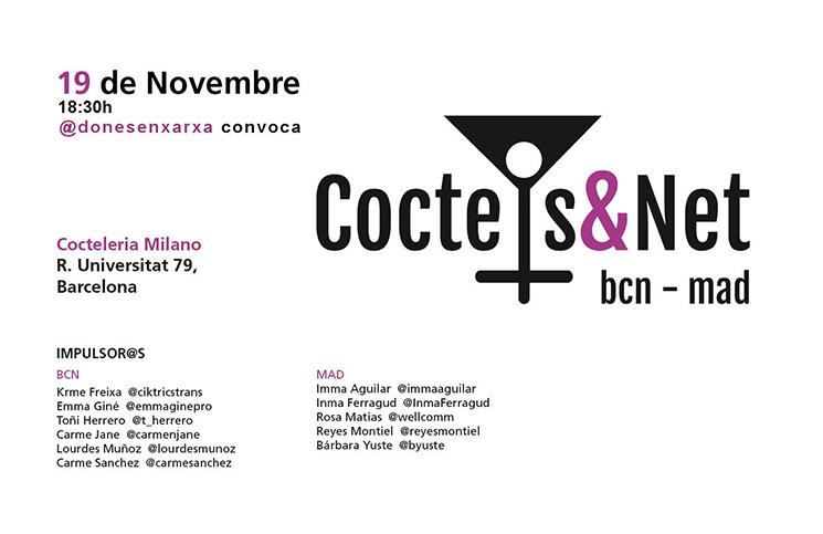 Coctels & Net de Donex en xarxa