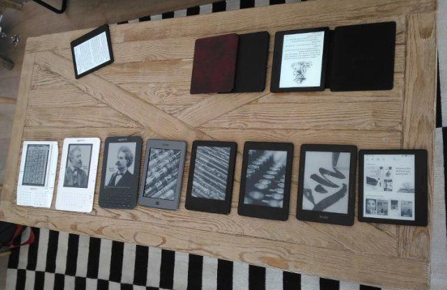 Kindle-coleccion