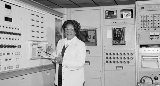 Mary Jackson, ingeniera de la Nasa