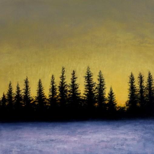 Kendra Gadzala: Winter, fading light