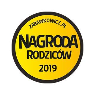 Nagroda rodziców 2019 - zabawkowicz.pl