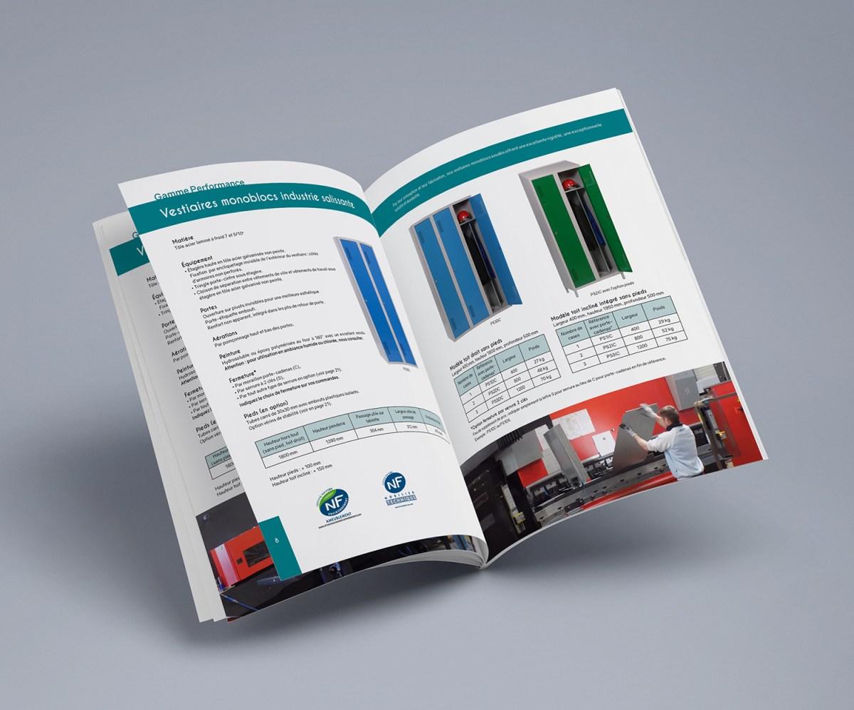 Catalogue Anjou Tôlerie