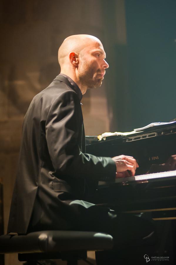 MICHEL GAGLIOLO,  Concert Jazzin Trivy