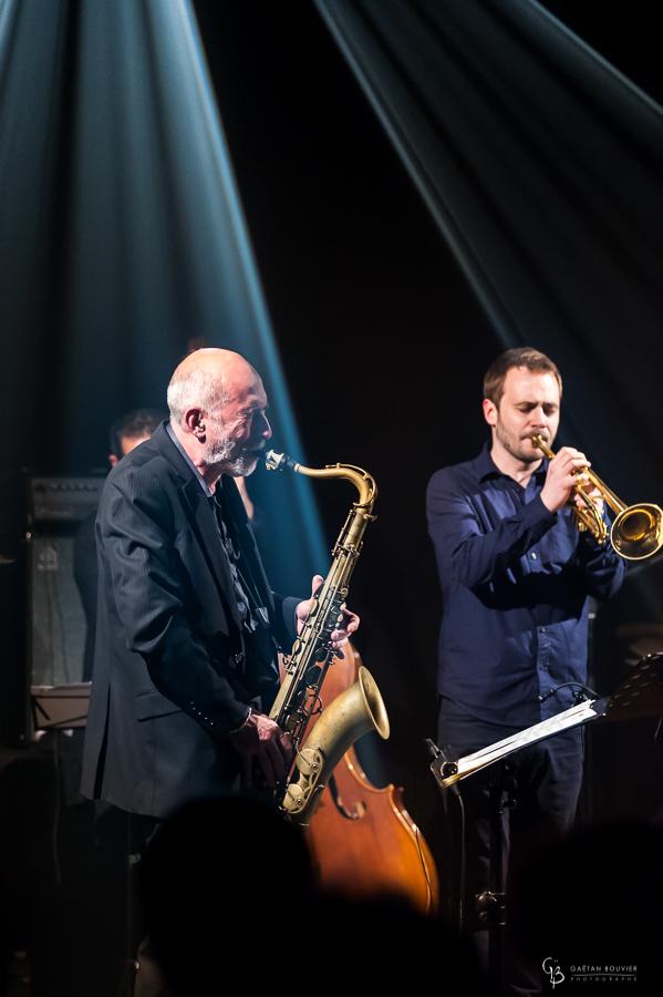LIONEL BELMONDO, JULIEN ALOUR, Concert, Jazzin Trivy