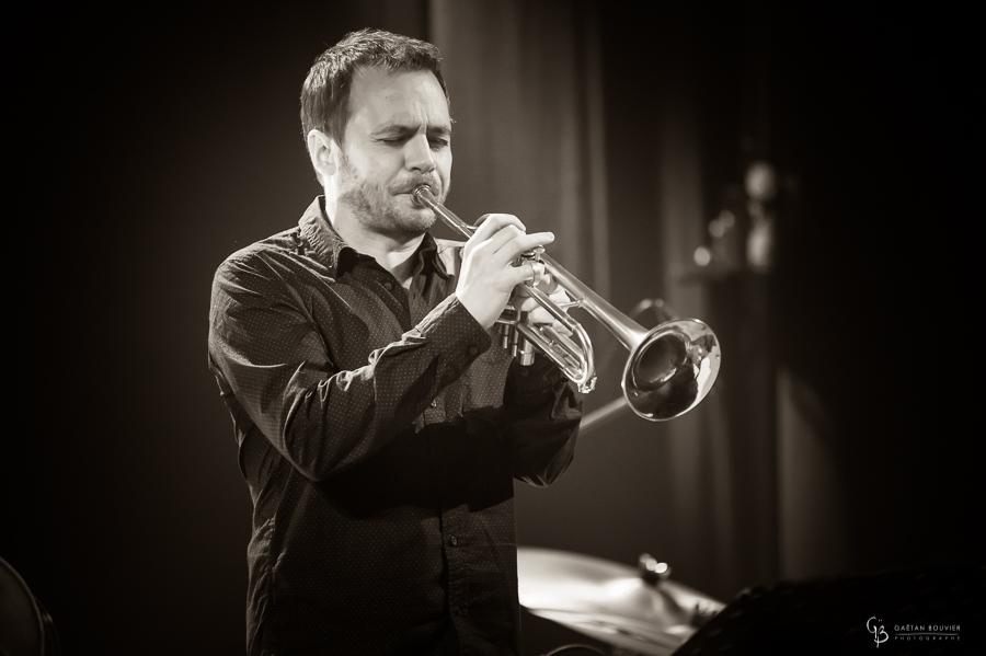JULIEN ALOUR,  Concert, Jazzin Trivy