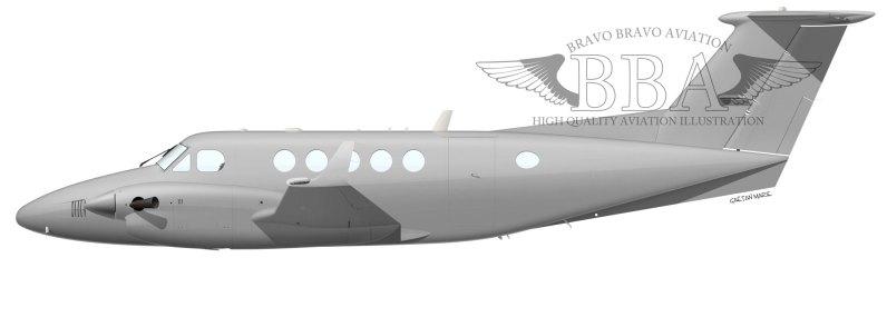 AAA-Beech-Super-King-Air-200-port-model