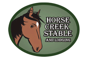 horse creek stable b&B logo