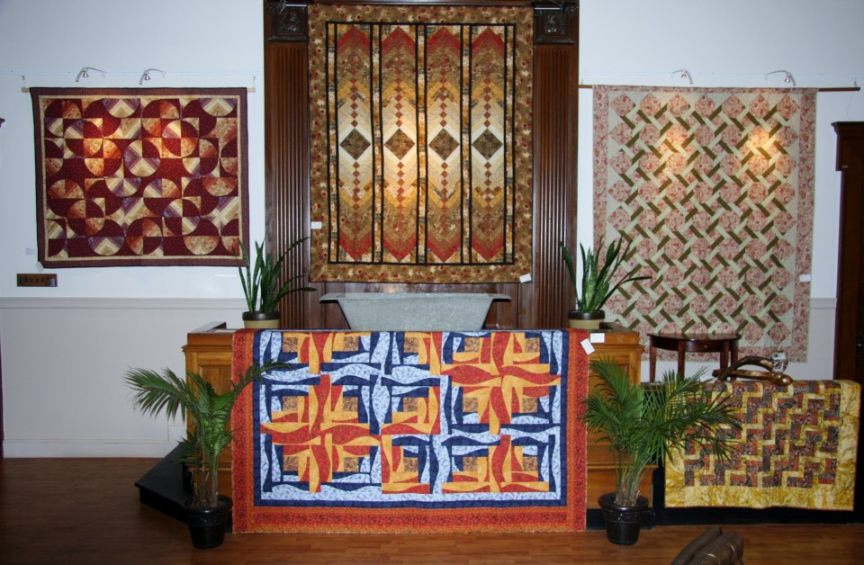 BRMAA Community Quilt Exhibit