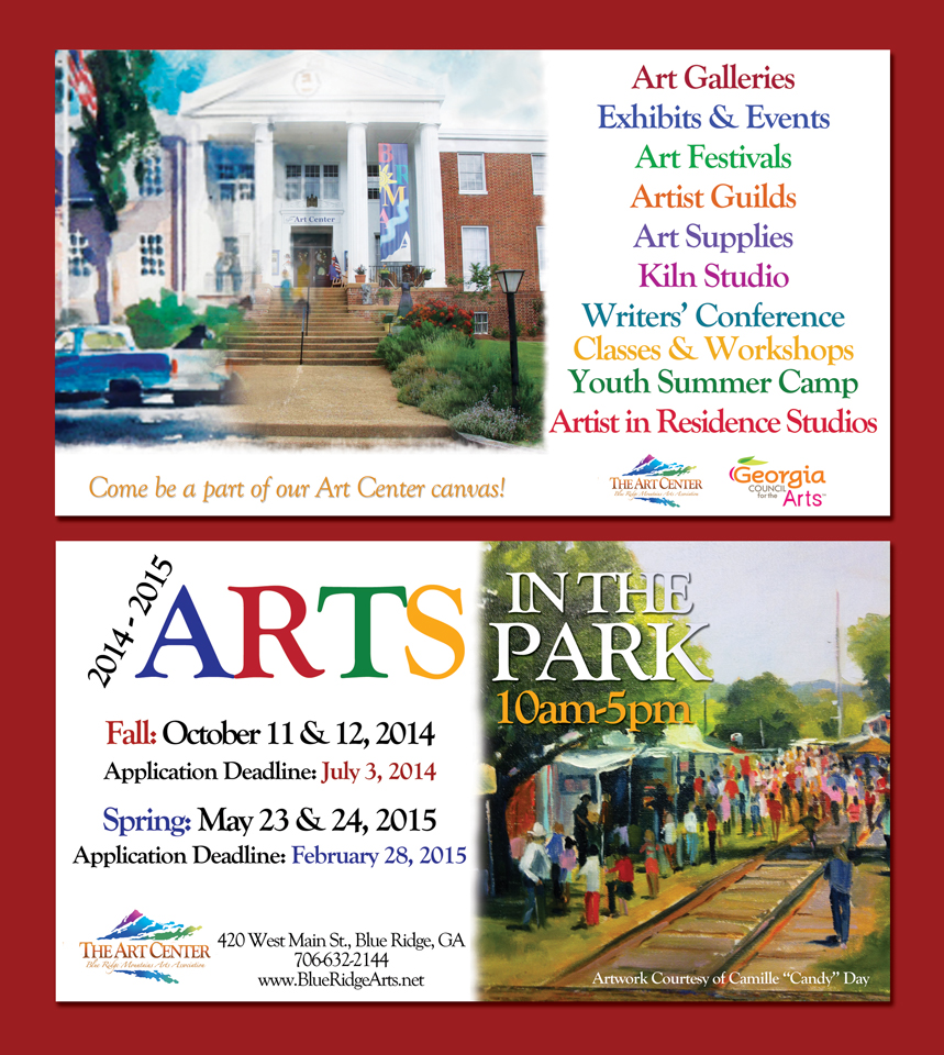 Blue Ridge Mountains Arts Association