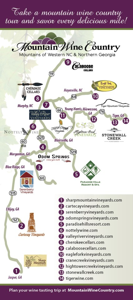 Mountain Wine Country