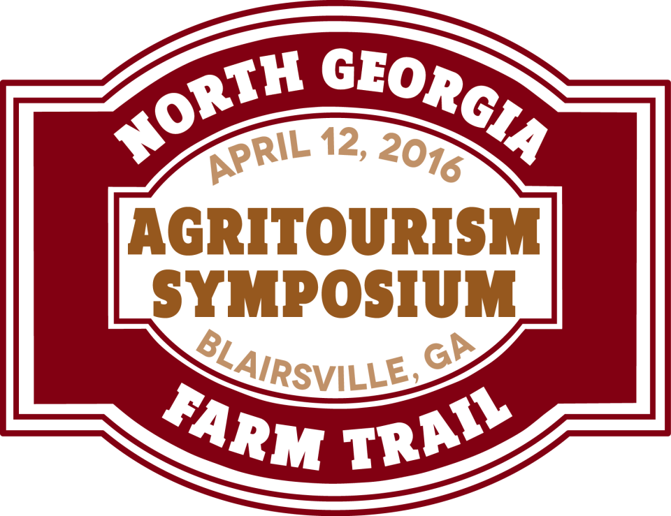 2016 North Georgia Farm Trail Agritourism Symposium Logo