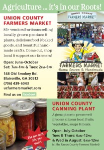 Union County Farmers Market 2017
