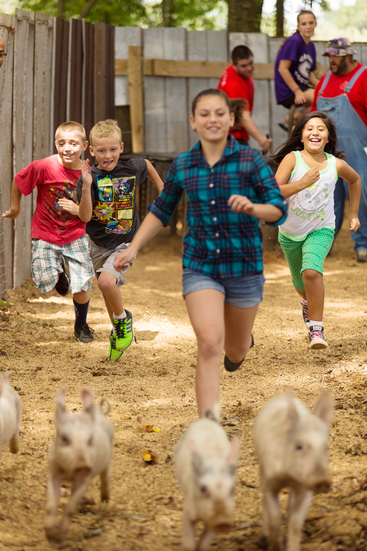 BJ-Reece-pig-race