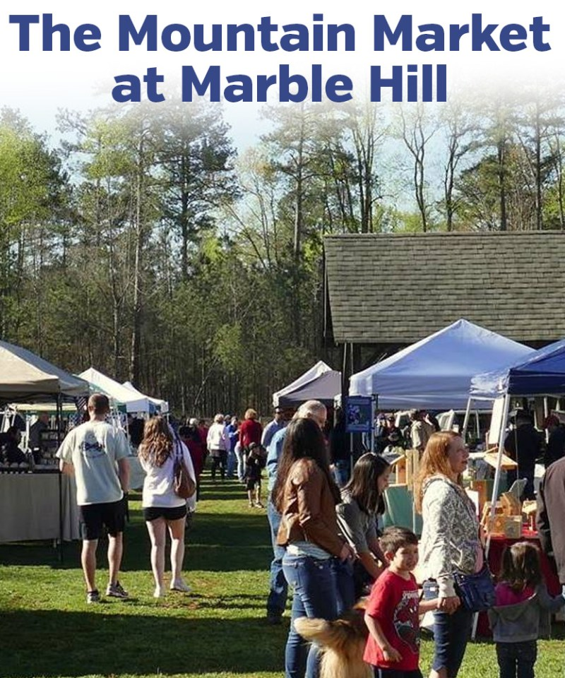 The Mountain Market at Marble Hill