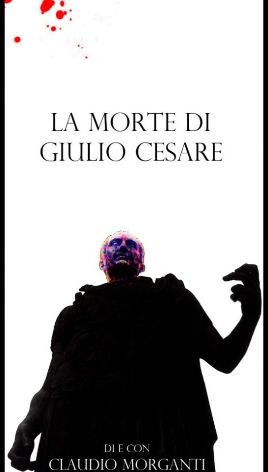 Claudio Morganti Morte di Giulio Cesare