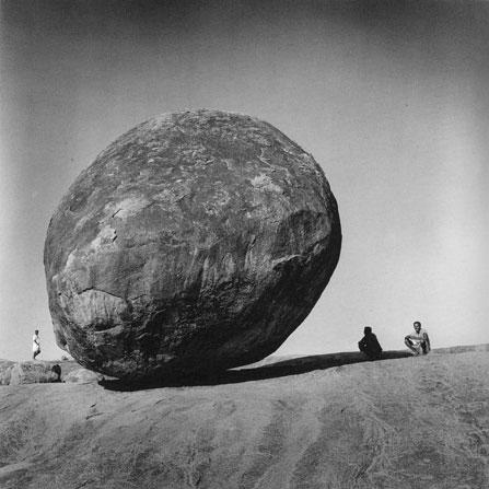 MAx Pam, Balancing Rock