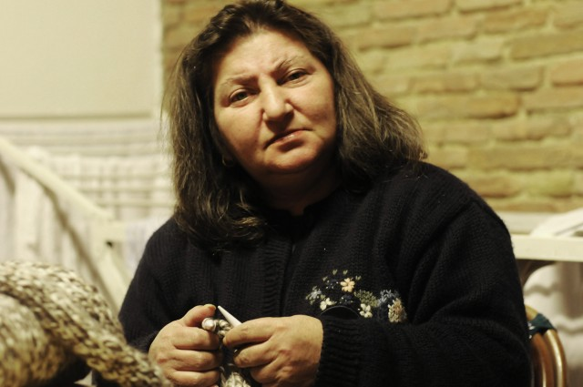 Maria. Foto di Angela Anzalone