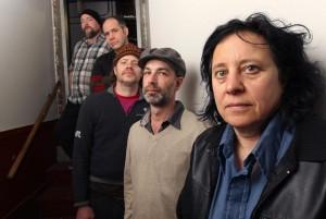 Thalia Zedek e il suo gruppo i Greenhouse