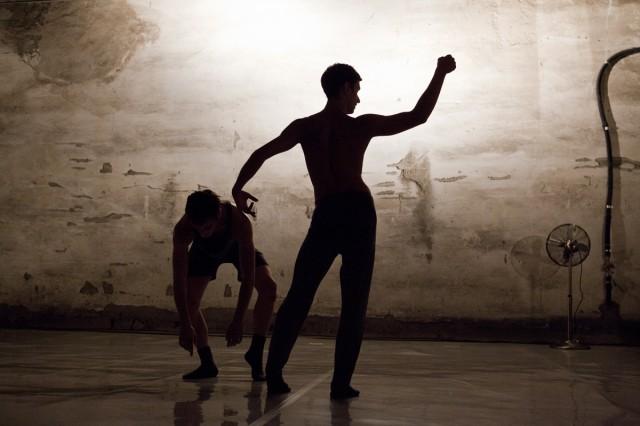 Fabrizio Favale Le Supplici, Orbita - foto di Ilaria Scarpa
