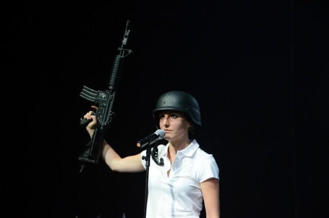 Teatro Sotterraneo/Valters Sīlis, War Now! – foto di Noemi Bruschi