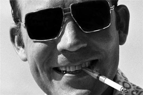 Hunter T. Thompson
