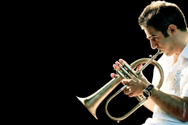Paolo Fresu - foto di Riccardo Crimi