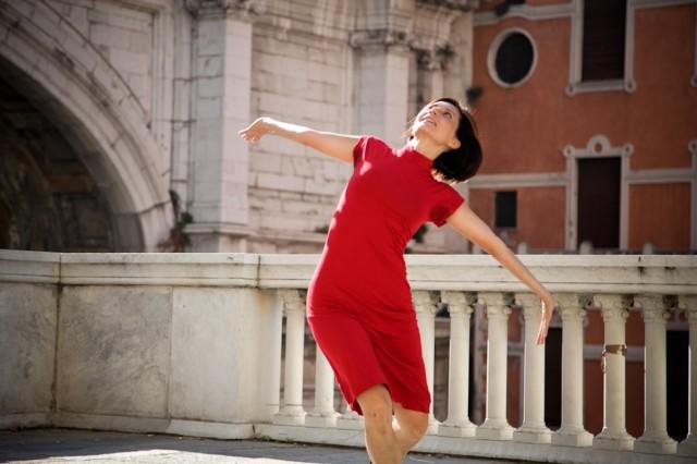 Aline Nari - foto di Marzio Mirabella