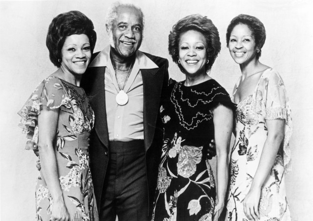 Staple Singers Portrait