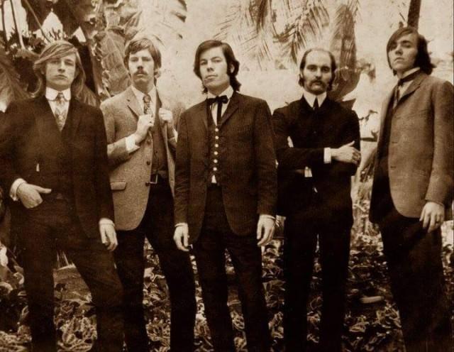Dan Hicks con i Charlatans – 1964