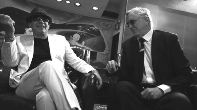 Bernie Taupin e T-Bone Burnett