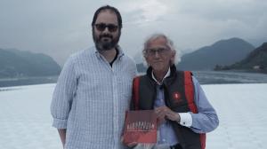 Andrea Romeo consegna a Christo il Celebration of Lives Award 2016