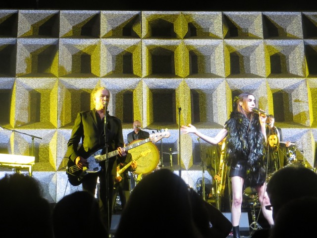PJ Harvey con Mick Harvey