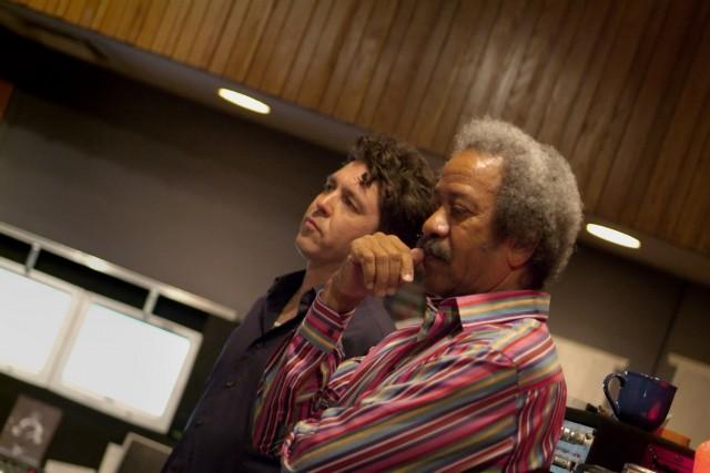 Allen Toussaint con Joe Henry