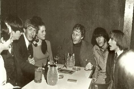 Bob Lind con Neil Young, Stephen Still e i restanti Buffalo Springfield – 1966
