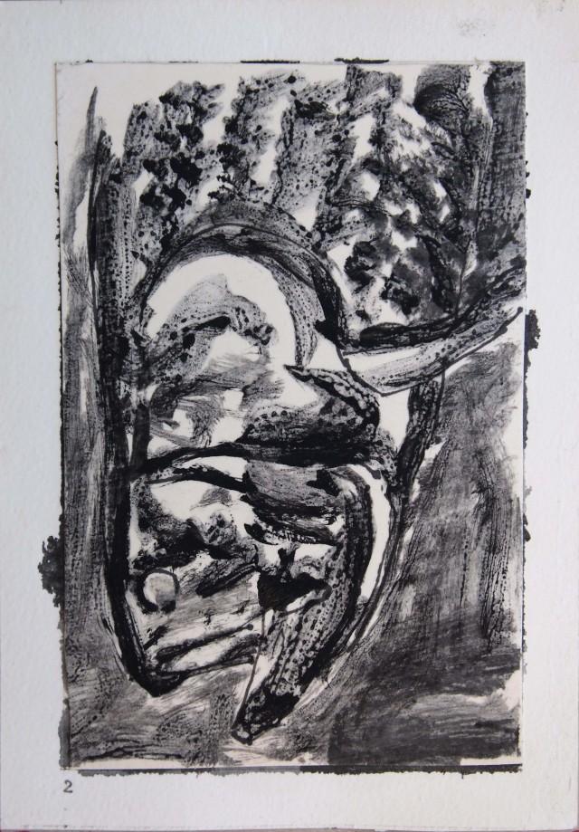 Cesare Baracca, disegno