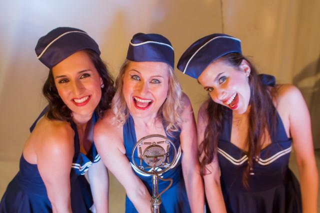 Chiara Santagiuliana & Vocal Sisters
