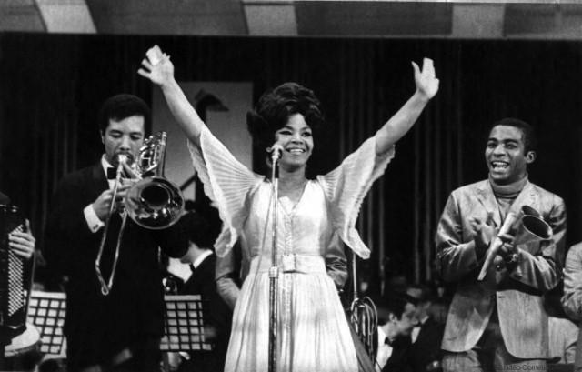Elza Soares nel anni Sessanta