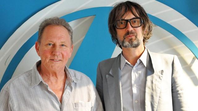 Bob Lind con Jarvis Cocker dei Pulp