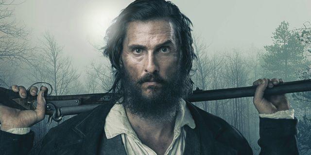 """Matthew McConaughey in """"Free State of Jones"""""""