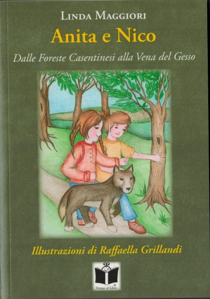 Anita e Nico, il libro