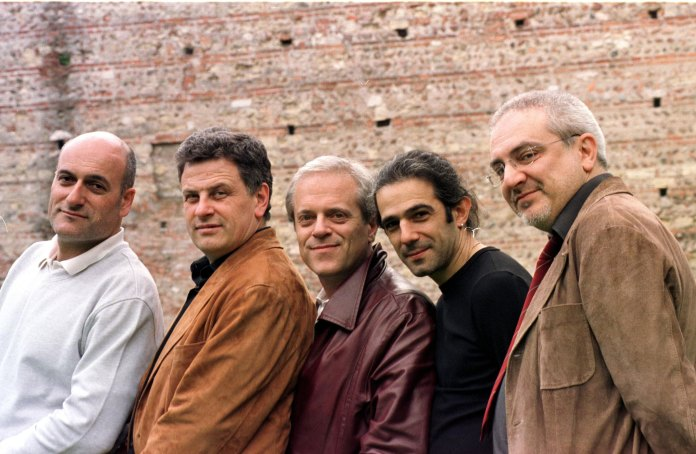 Paolo Fresu Quintet - foto di Raffaella Cavalieri