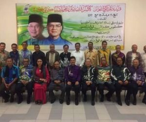 MESYUARAT AGUNG PERTUBUHAN GAGASAN PENDIDIKAN MALAYSIA DI KUANTAN – PAHANG