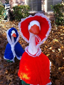 Gagasgarden Goose Girls Winter Garb