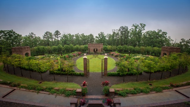 Rose Garden of Dreams | Power Spot | Vortex | Rose Garden at P. Allen Smith's