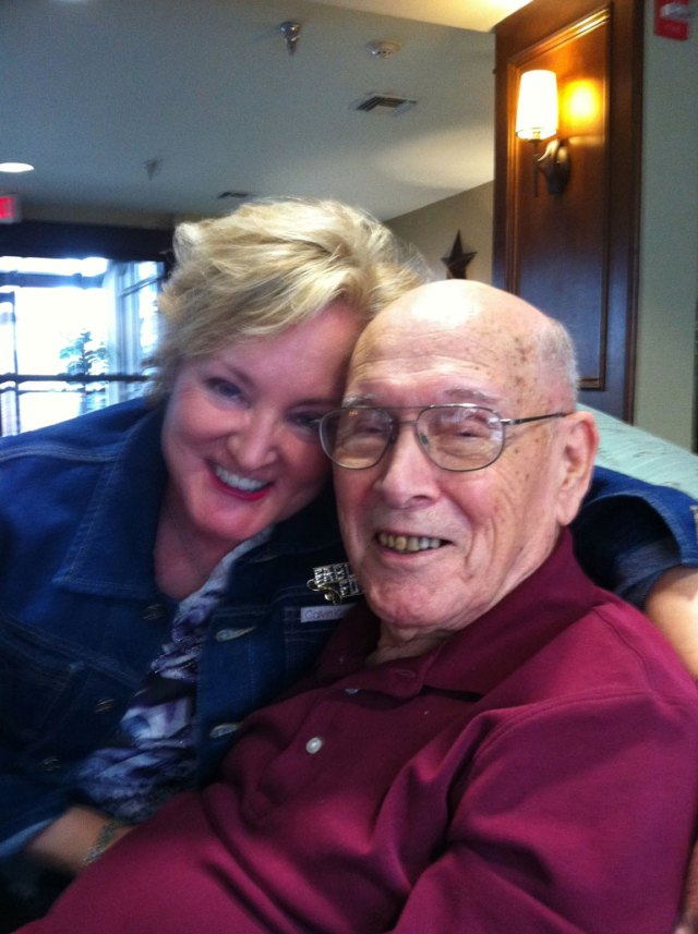 Great Uncle Sam Chisholm at 94