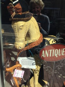 How Much Is That Horsey In The Window?