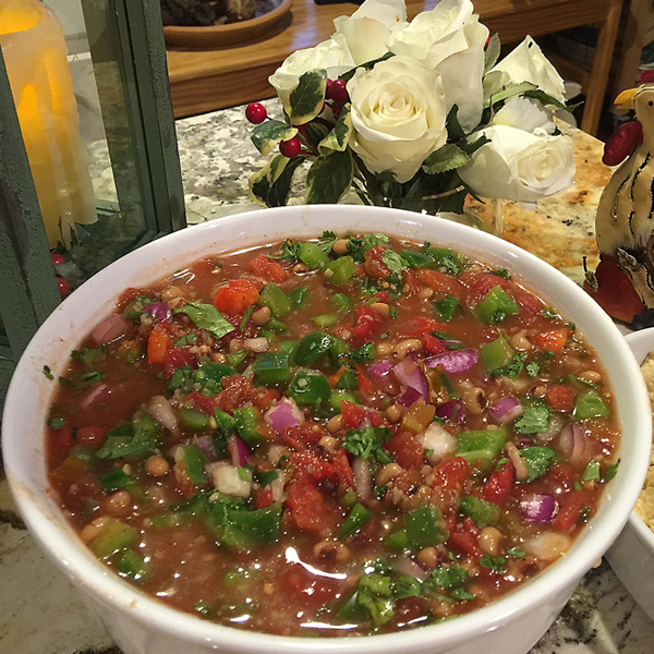Texas Caviar | Eat Black-Eyed Peas for Good Luck