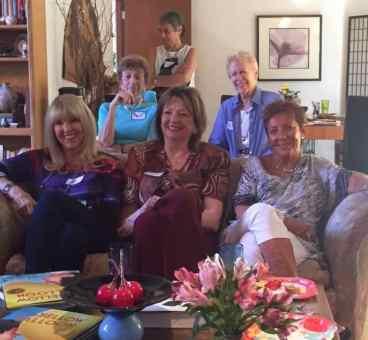 GaGa Sisterhood Grandmas Meet