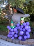 Bunch of Grapes Halloween Costume