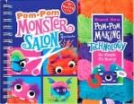 Pom-Pom Monster Salon Is Big Hit with Grandchildren